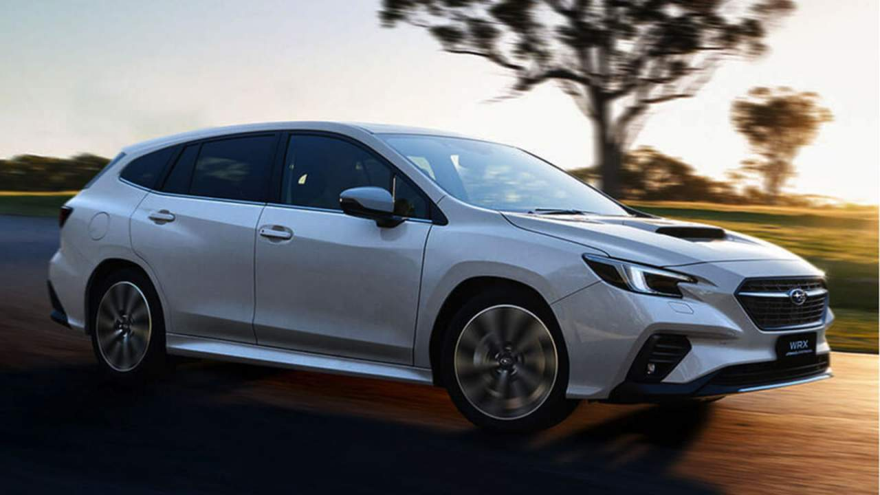Aussies will get a WRX Sportswagon making Americans jealous