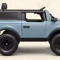 This Ford Bronco ride-on has no dealer markup