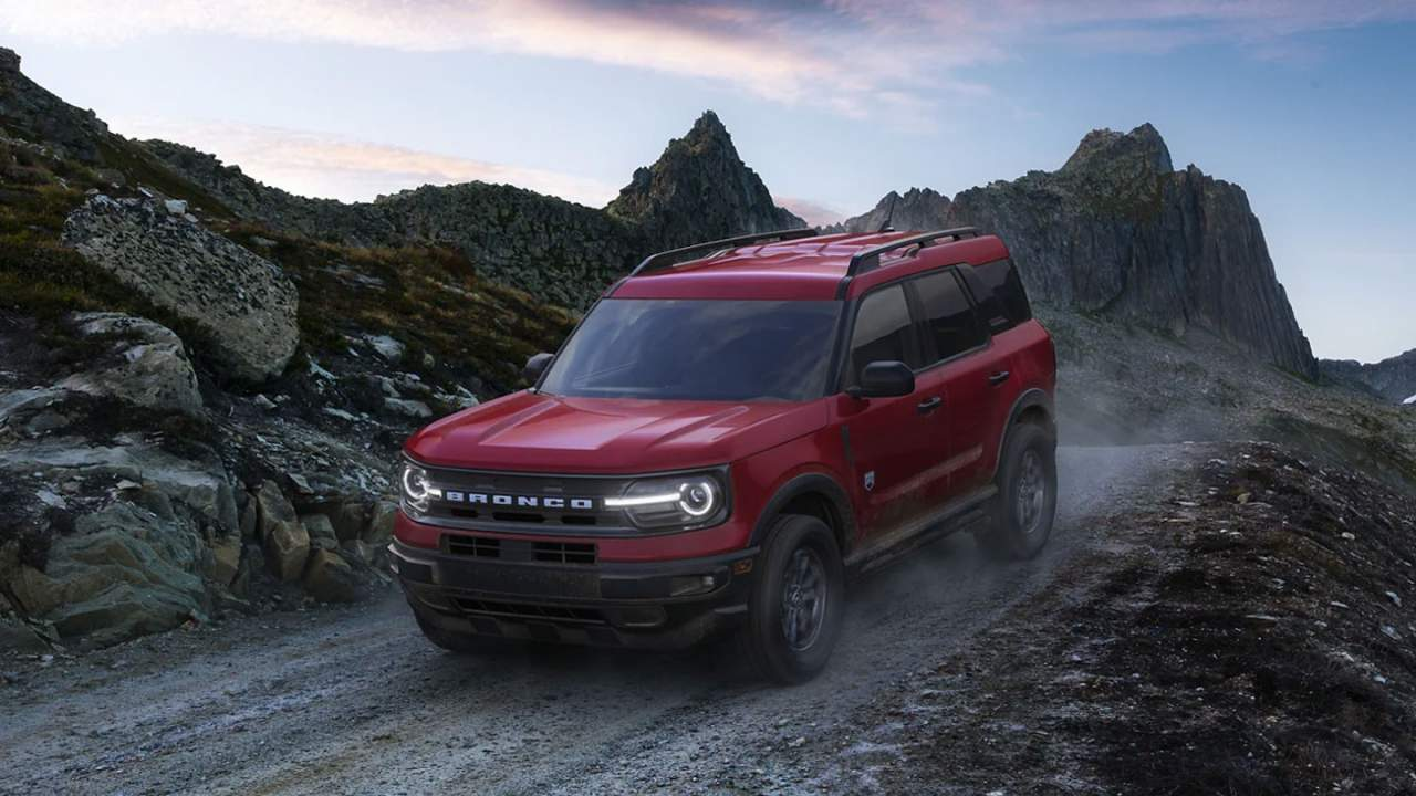 Ford forced to suspend Bronco Sport production for two days