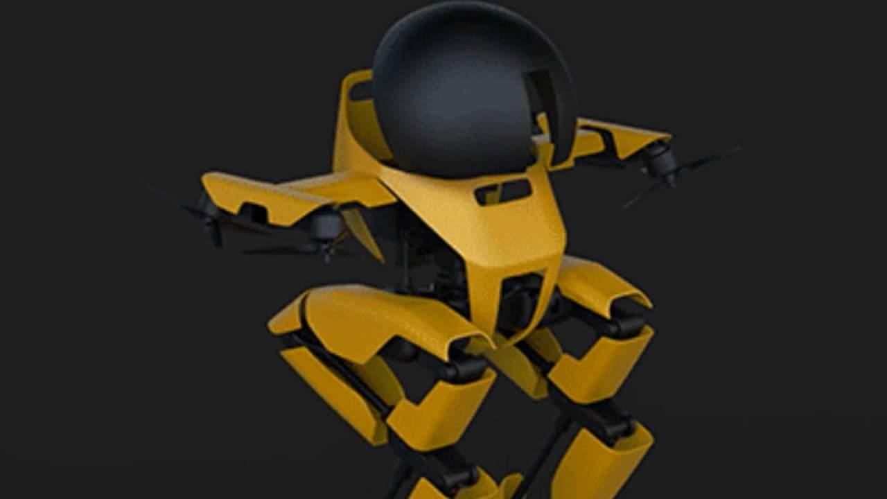 Caltech's LEONARDO bipedal robot can skateboard and more