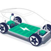 New solid-state battery material is sourced from trees