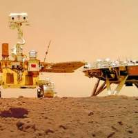 ESA plans communications tests between Mars Express and Chinese rover