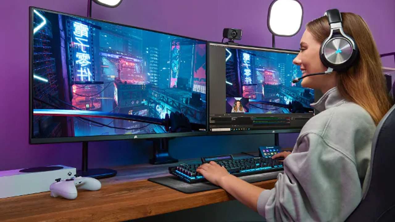 Corsair Xeneon 32QHD165 gaming monitor has 2560×1440 native resolution