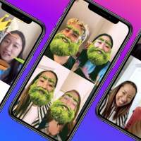 Facebook Messenger brings AR effects to video calls and Rooms