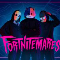 Fortnite gets new downloadable paper masks and foldables for Halloween