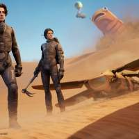 Fortnite x Dune crossover arrives days ahead of movie premiere