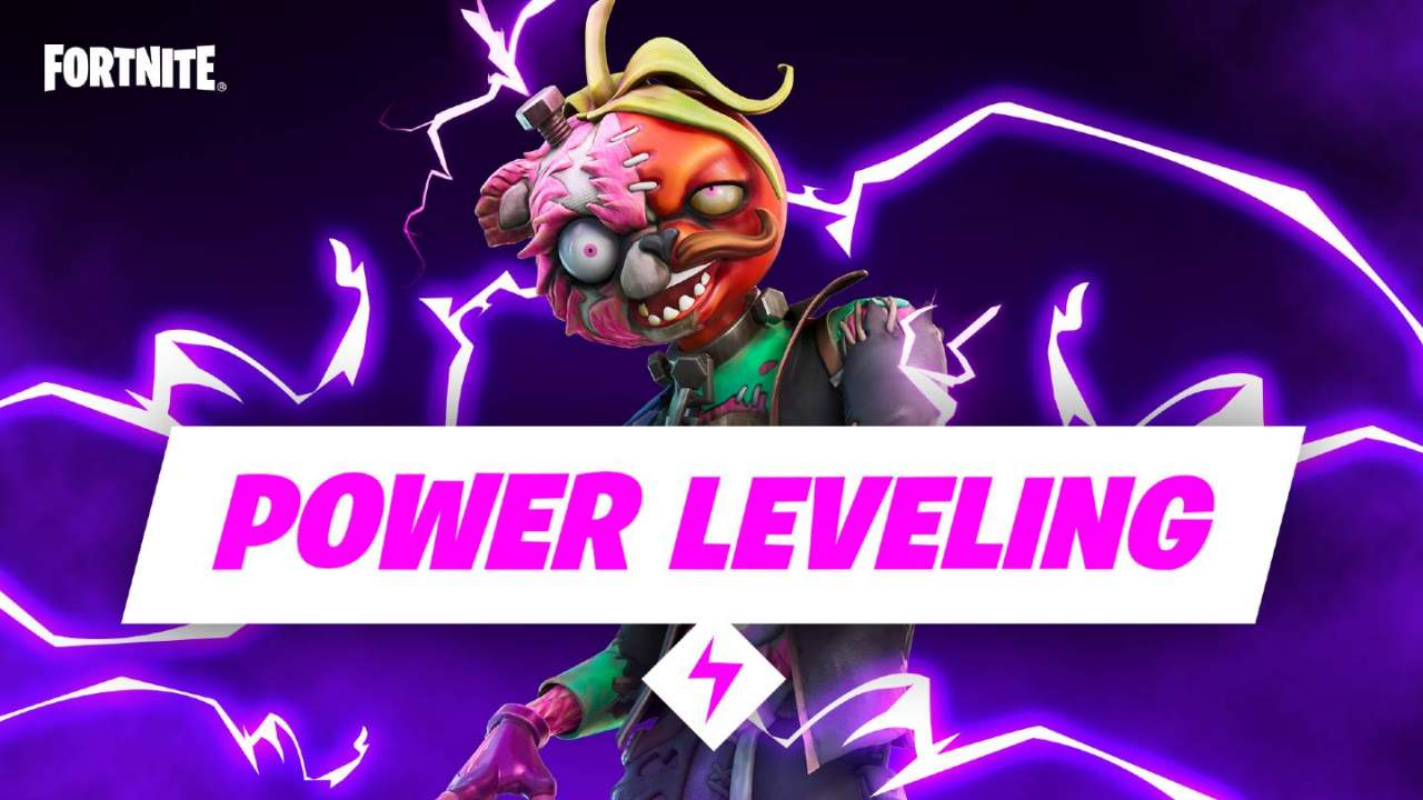 Fortnite Power Leveling weekend is live: Get Supercharged XP bonus