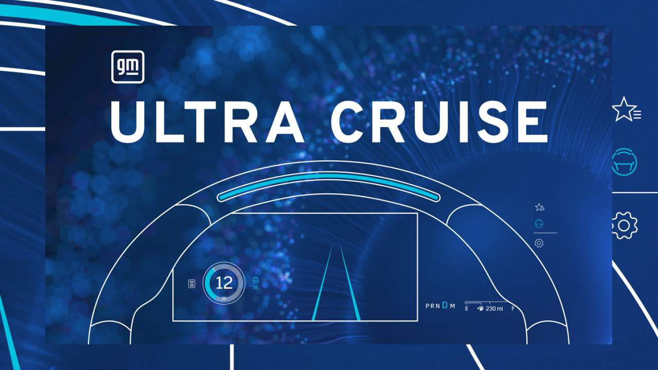 GM Ultra Cruise will give Tesla Autopilot the real hands-free rival we've been waiting for