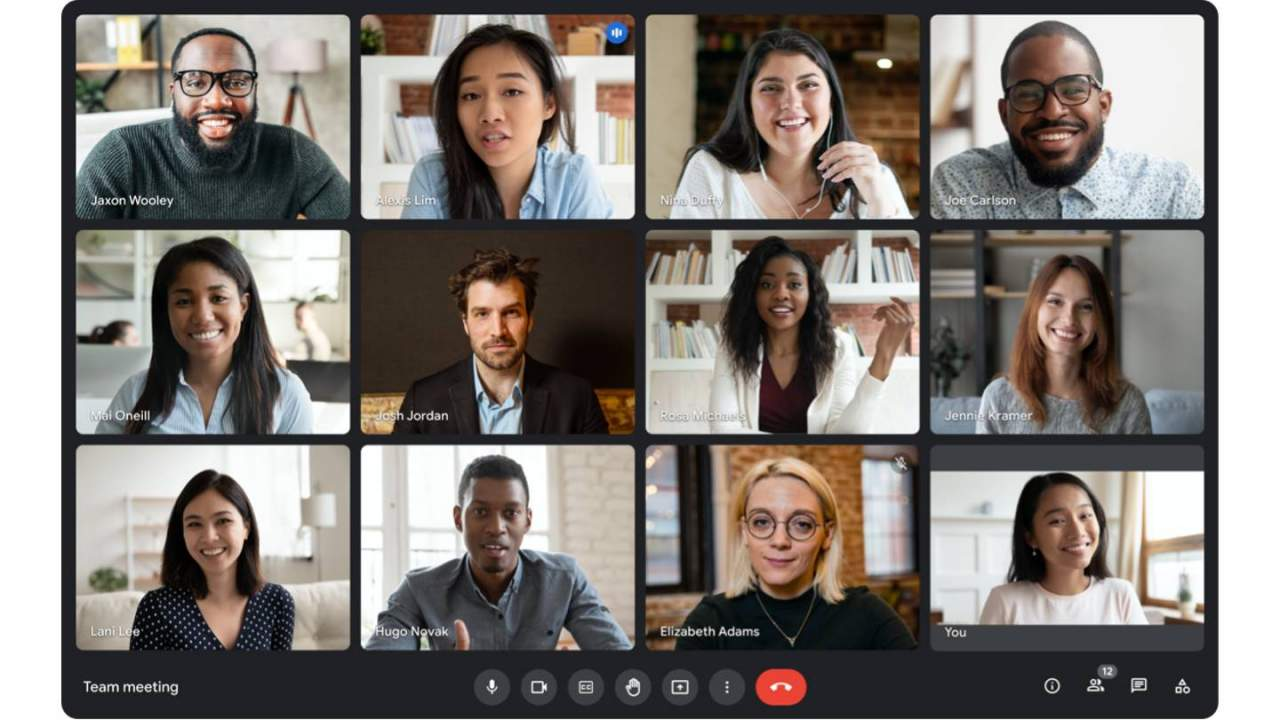 Google Meet hosts can now silence and hide disruptive participants