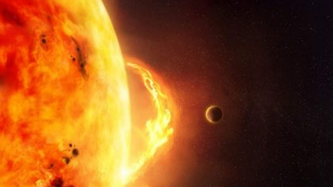 Radio telescope detects signals emanating from stars suggesting planets