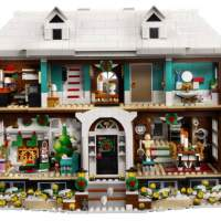 LEGO Ideas Home Alone set packs 3,955 pieces and will arrive for the holidays