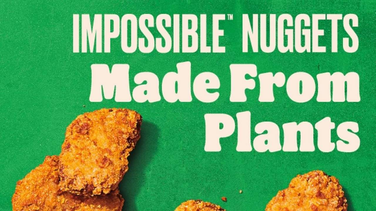 Plant-based Impossible Nuggets are heading to Burger King
