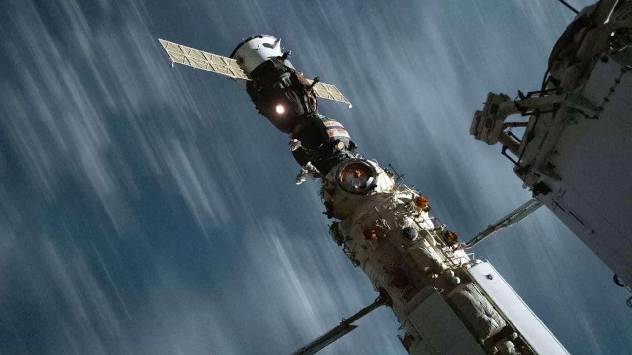 Russian Soyuz spacecraft thruster firing test at the ISS went wrong