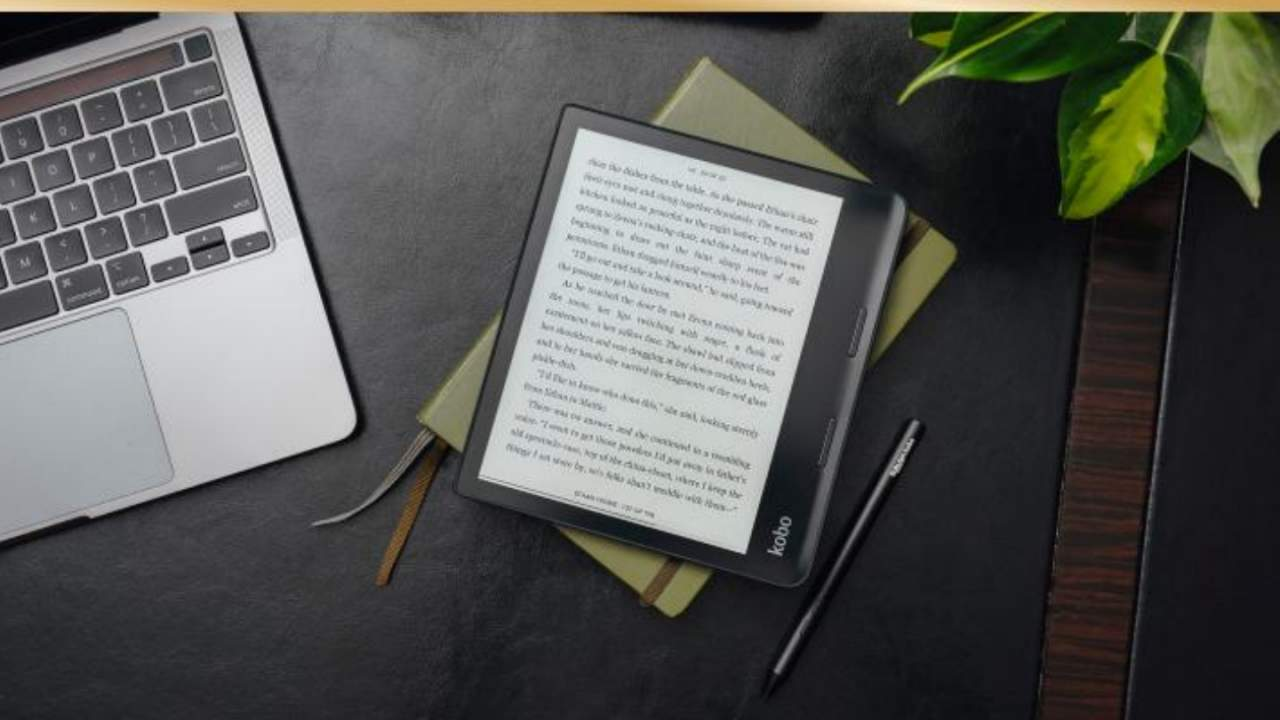 Kobo Sage and Libra 2 add Bluetooth for wireless audiobook listening