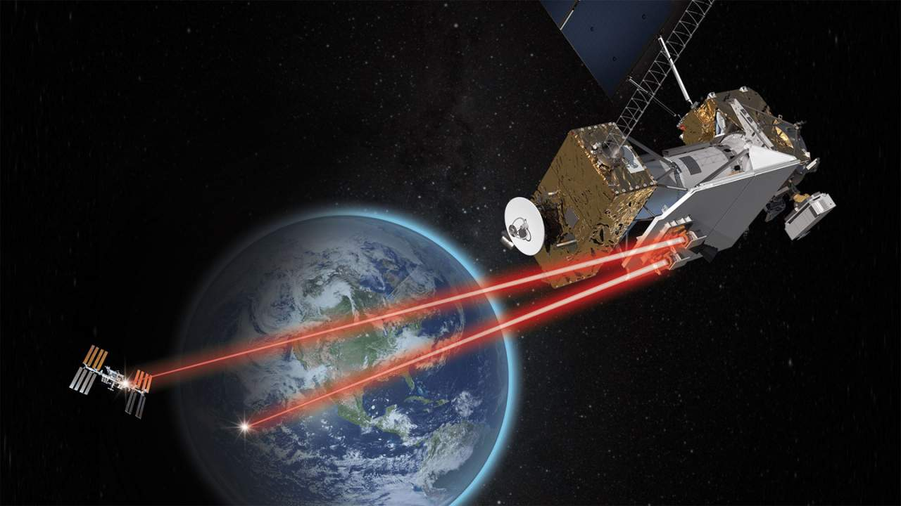 NASA's Laser Communications Relay Demonstration launches in November