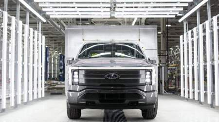 AT&T brings 5G capability to Ford Lightning manufacturing facility