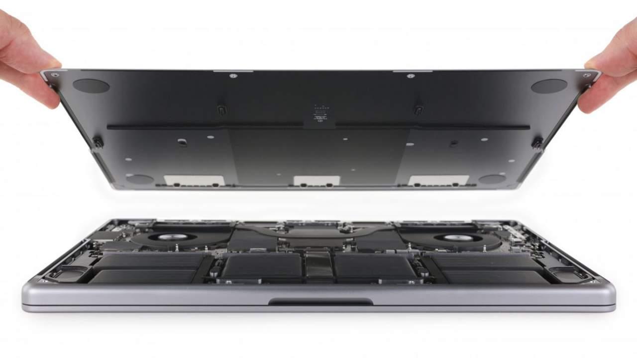 2021 MacBook Pro teardown tease shows what's on the inside