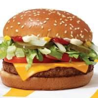 McDonald's McPlant plant-based burger test kicks off in US next month