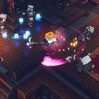 Minecraft Dungeons Spookier Fall arrives: Rewards, challenges, and trailer