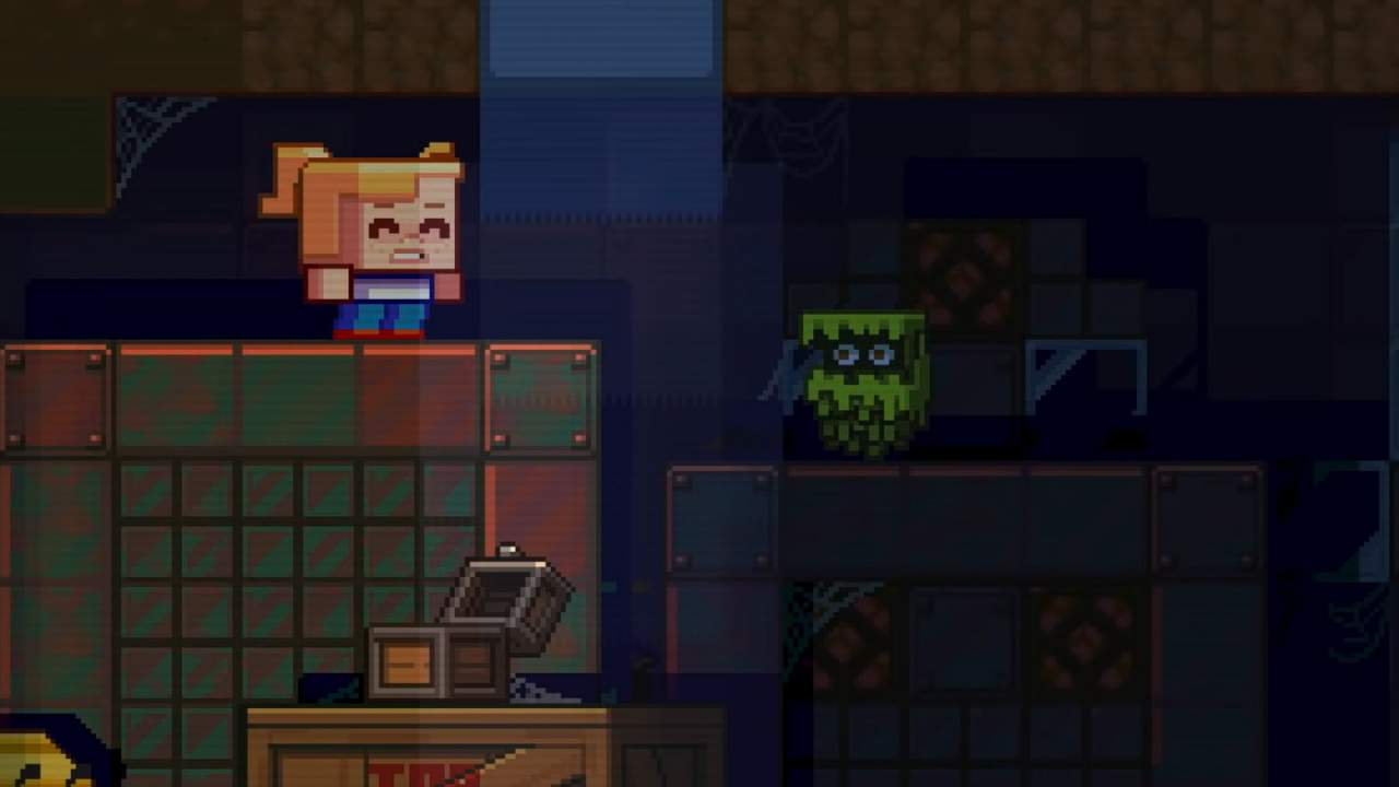 Minecraft Live 2021 mob vote: Glare!