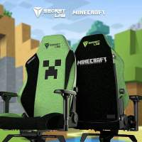 Secretlab TITAN Evo 2022 Minecraft gaming chair now up for preorder