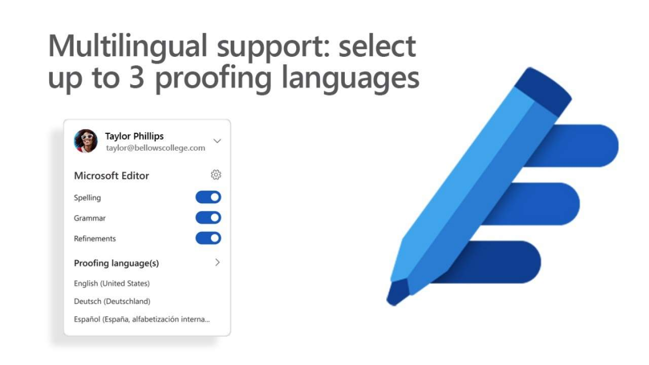 Microsoft Edge is getting a built-in spelling and grammar check