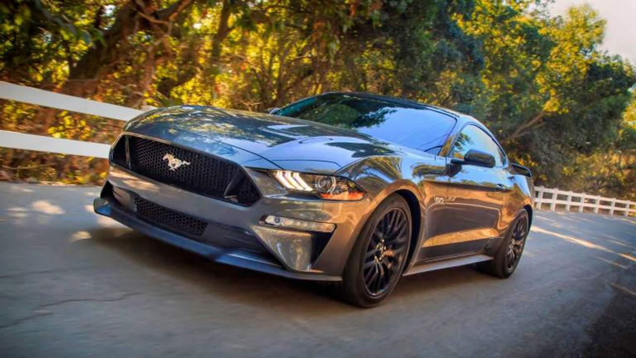 Mustang GT sits atop the American-made auto index