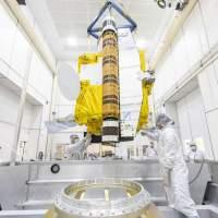 NASA's DART asteroid redirection mission arrives at Vandenberg