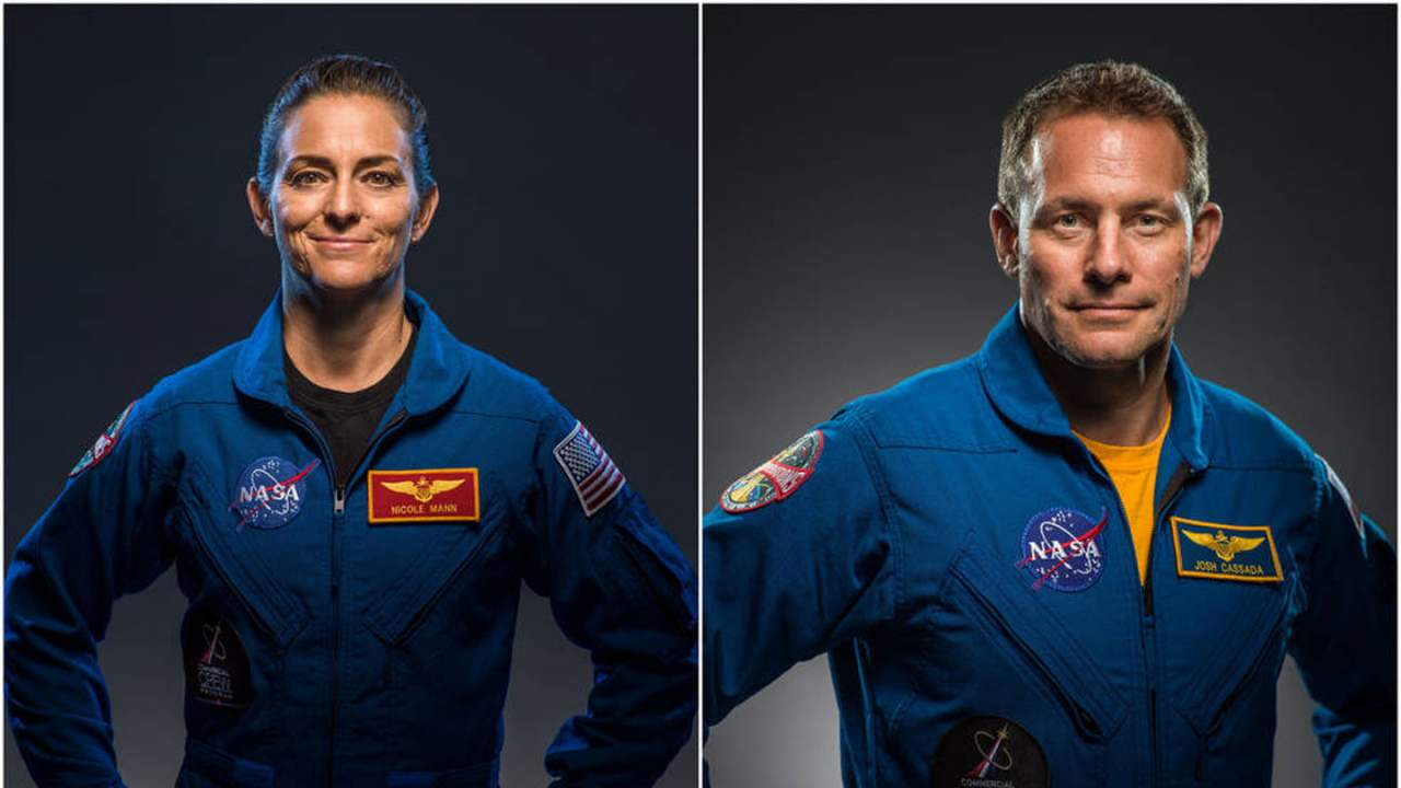 NASA assigned new astronauts to the SpaceX Crew-5 mission