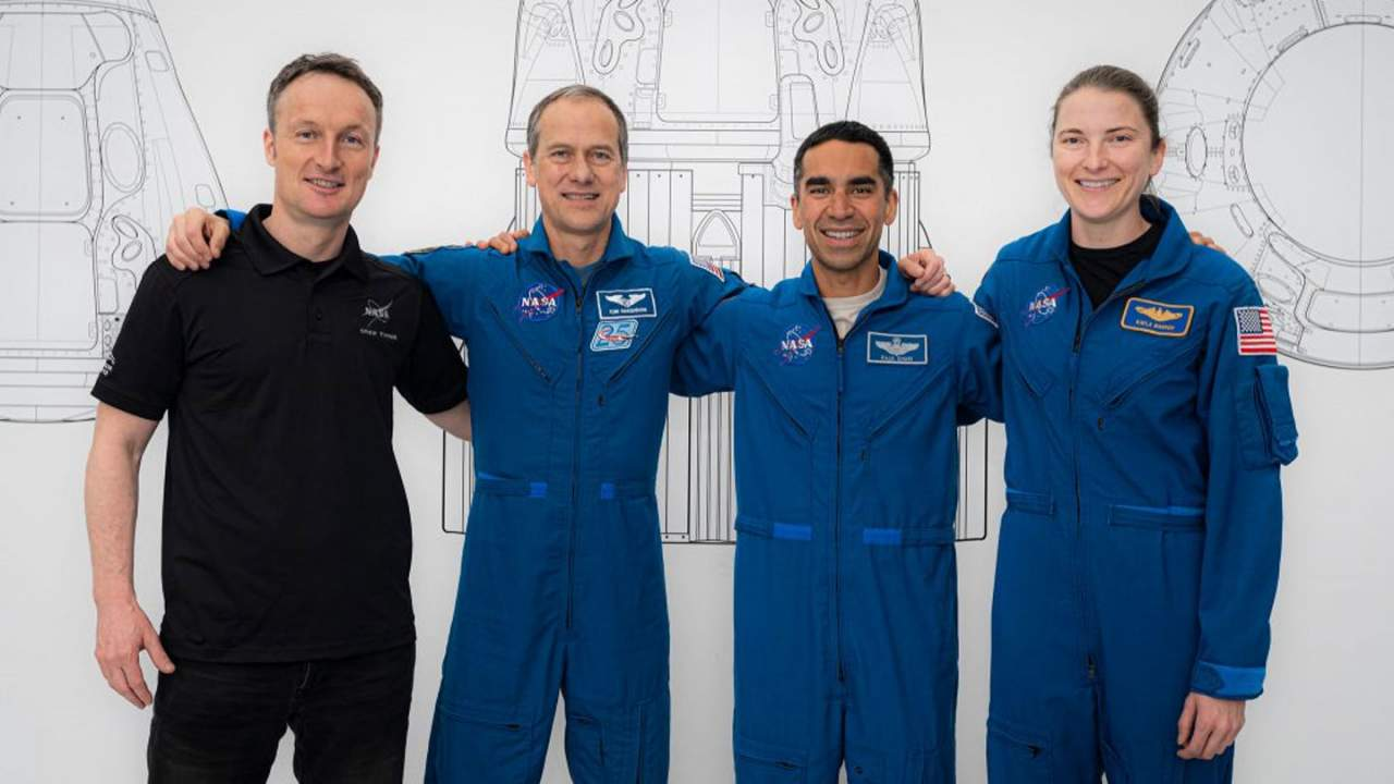 NASA and SpaceX change Crew-3 launch to October 31