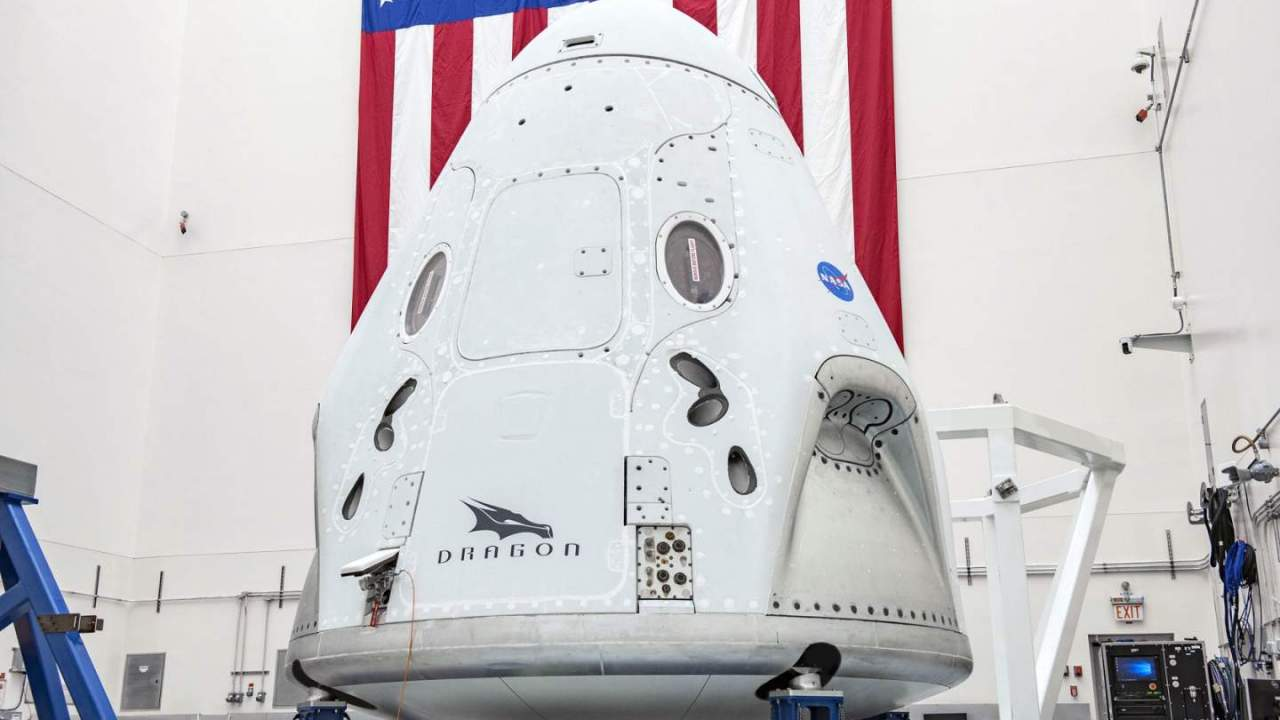 NASA puts out new spacecraft and space suit call for ISS and beyond