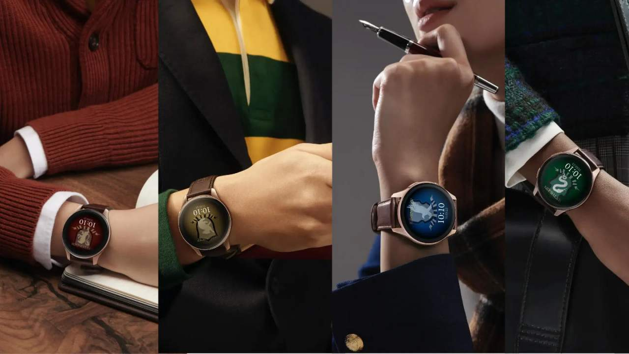 OnePlus Watch Harry Potter limited edition will really need some magic