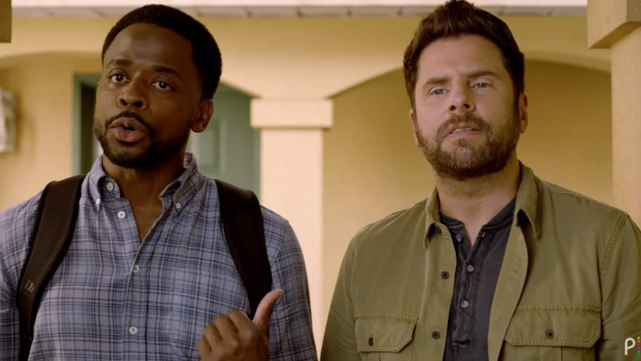 Peacock reveals Psych 3: This is Gus release date and trailer at NYCC