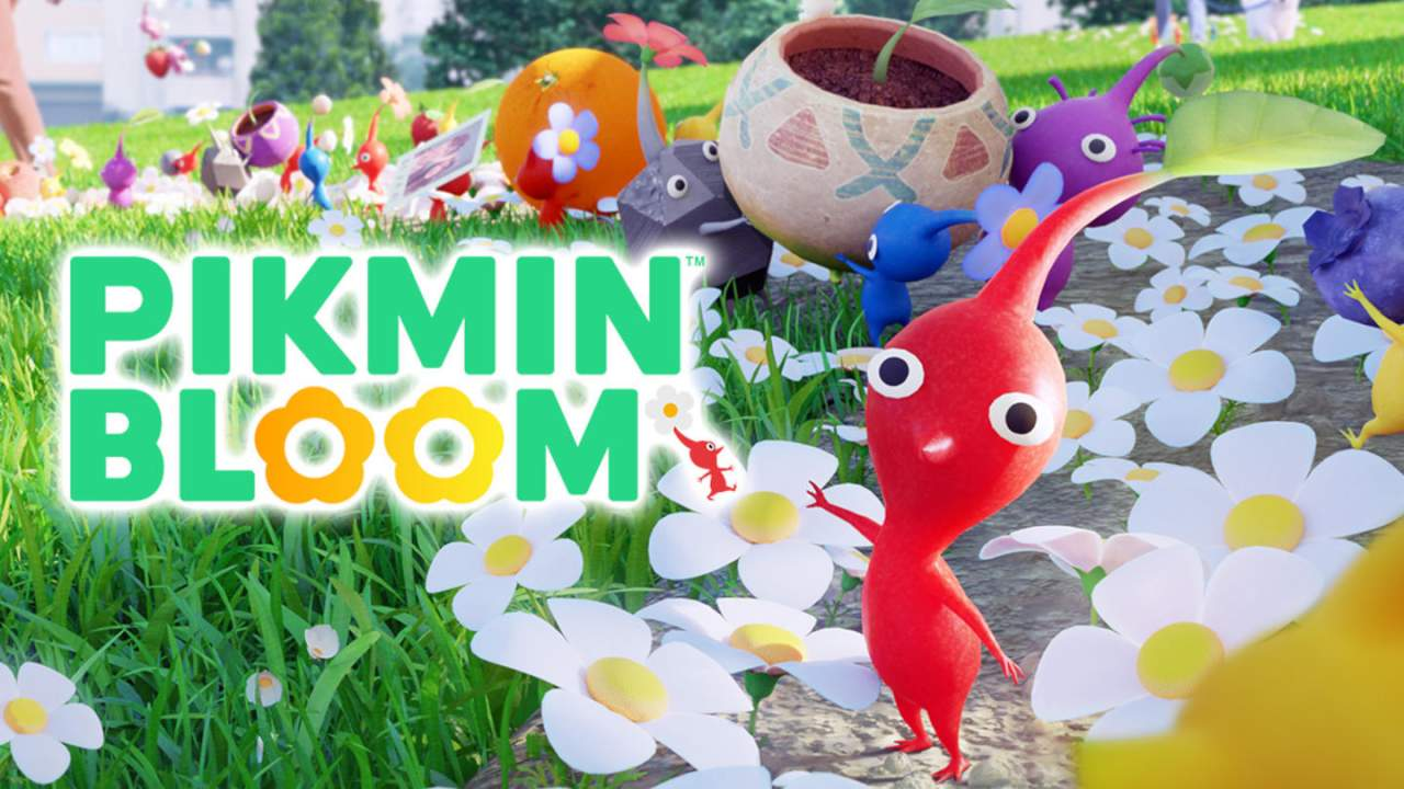 Pikmin Bloom is Pokemon GO creator's latest attempt to make magic