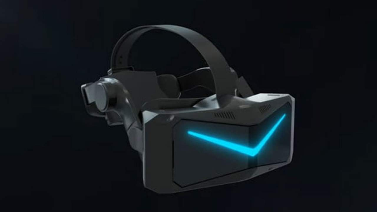 Pimax Reality 12K QLED VR headset has impressive specifications