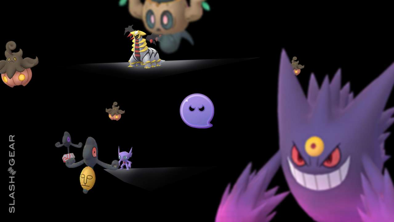 Ghost Pokemon GO right now: How to find 9 species for Halloween