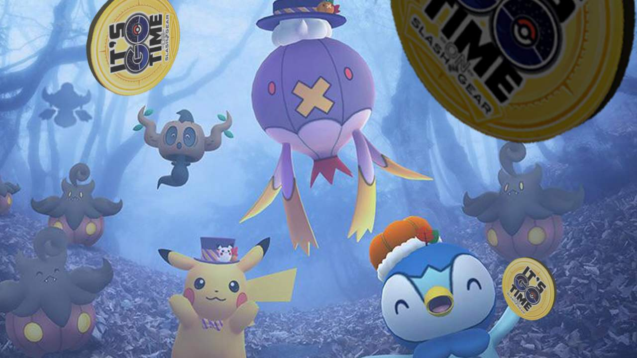 Pokemon GO October 2021 – Halloween revealed!