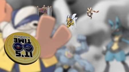 Shiny Darkrai Raid counters for Pokemon GO, and a Sludge Bomb!