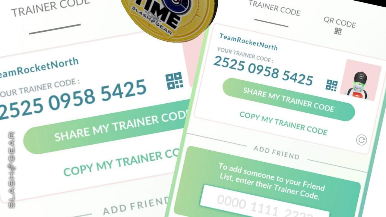 Pokemon GO Friend Codes for party raids prep, Halloween style