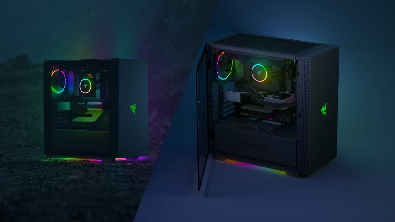 Razer enters PC component market with plenty of Chroma
