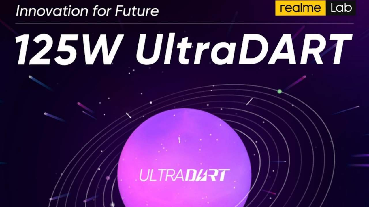 Realme 125W UltraDART charging will join the fray next year