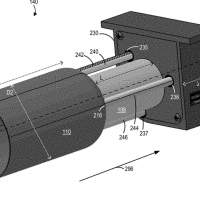 Ford patent shows off slick retractable exhaust tip