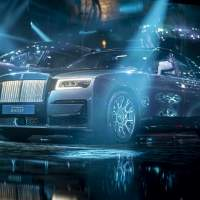The Rolls-Royce Black Badge Ghost is payoff from a high-stakes luxury gamble