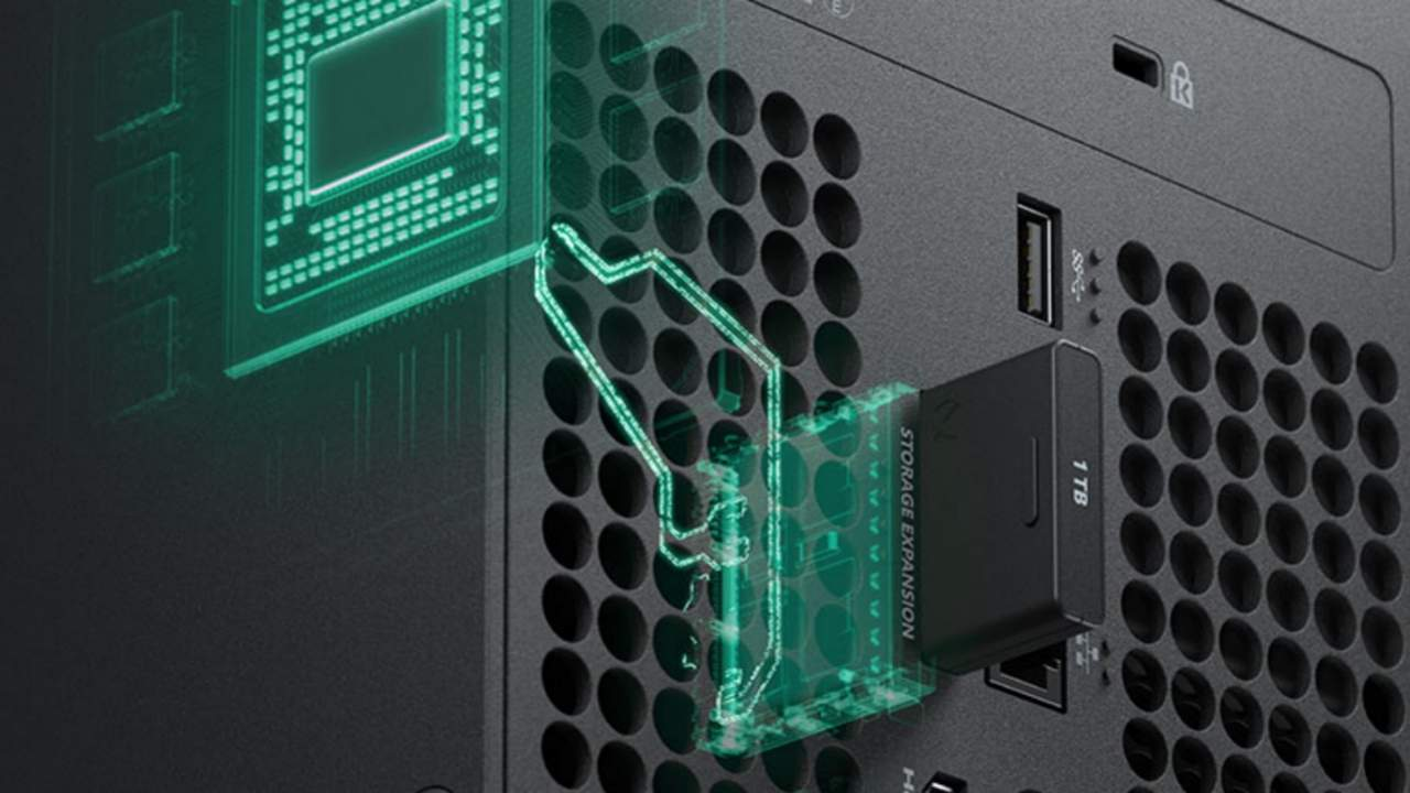 Seagate 512GB Xbox Series X|S expansion card might be coming soon