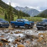 GM's chip woes ease as more trucks are completed