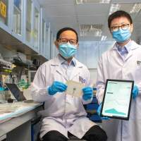 New smart bandage can detect biomarkers in chronic wounds