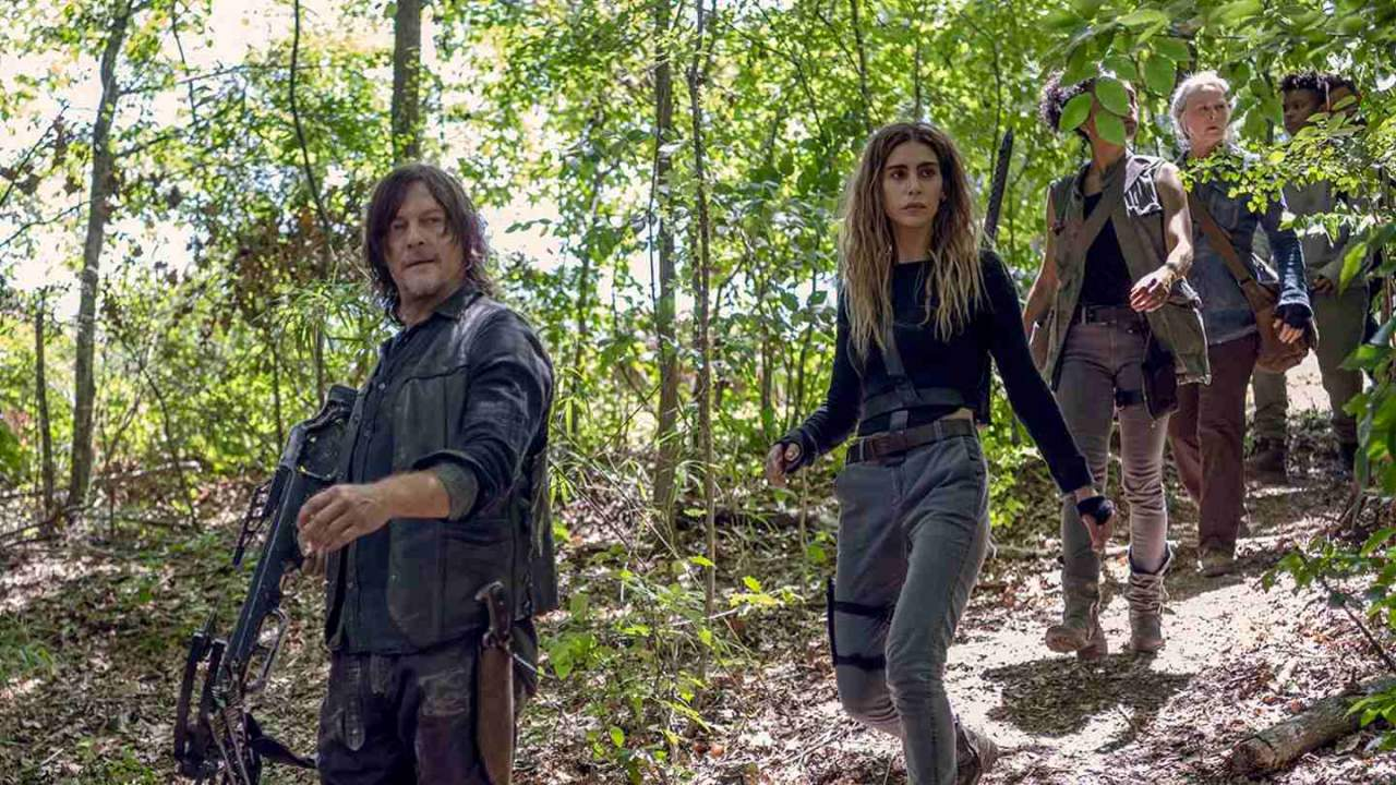 Tales of the Walking Dead anthology show heading to AMC in 2022