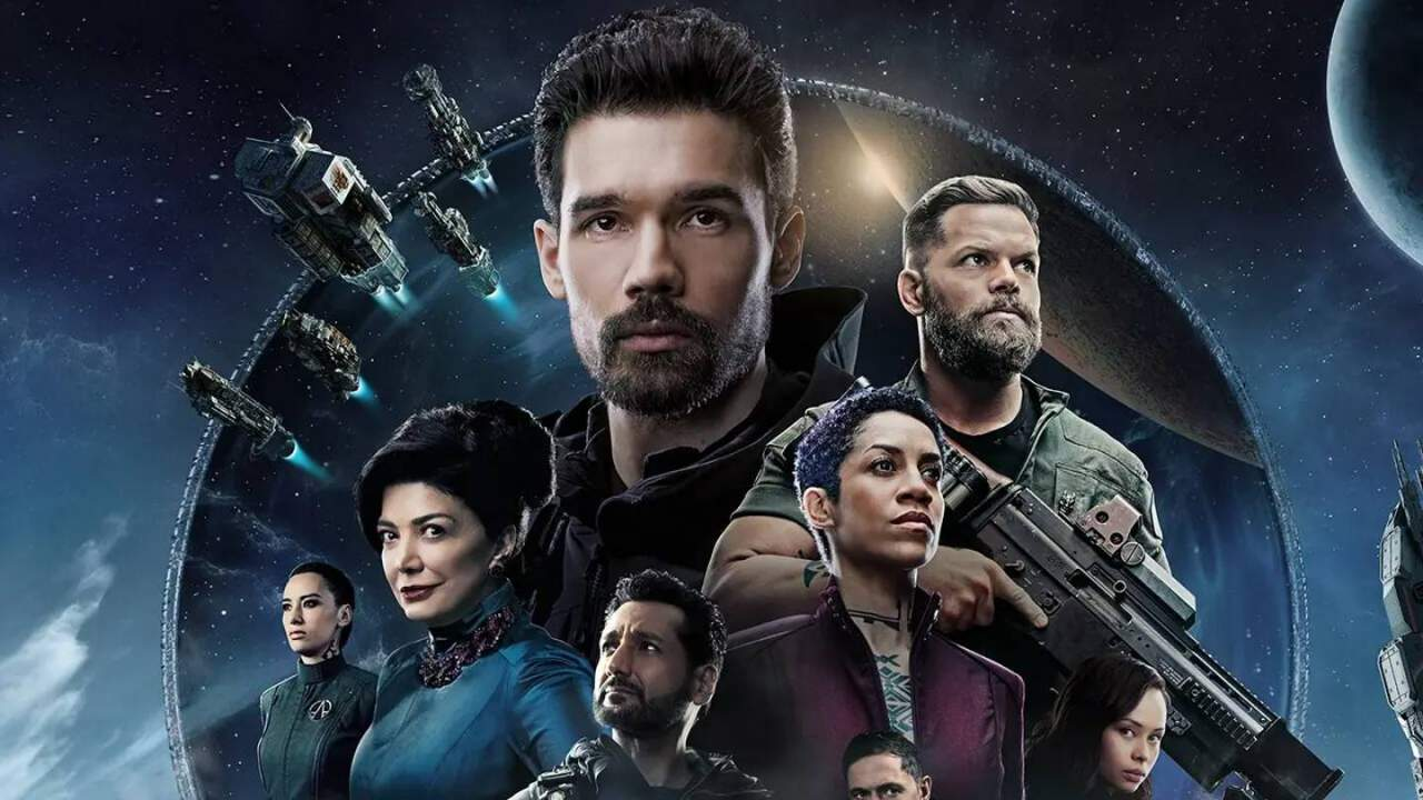 The Expanse season six gets first trailer and confirmed release date