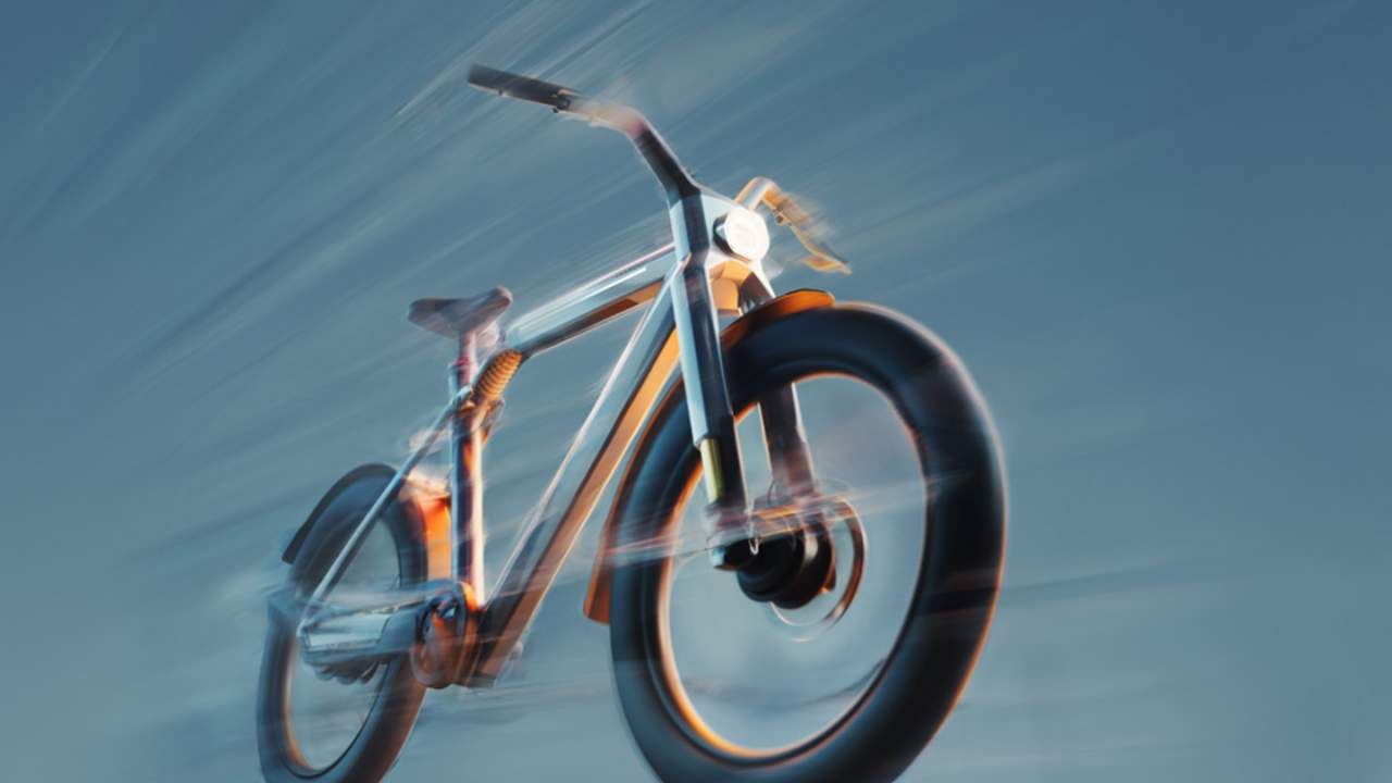 VanMoof V e-bike 'hyperbike' goes up to 31mph