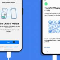 WhatsApp now allows chat transfer from iPhone to some Android devices